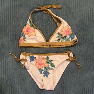 G by Guess Hawaiian Swimsuit